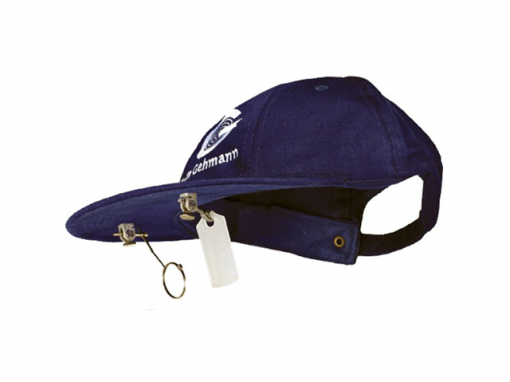Gehmann target shooting cap hat with lens holder and eye shield 375