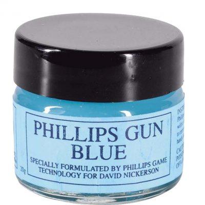 Phillips gun blue bluing touch up