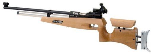 Anschutz 8001 Club Air Rifle - Walnut Stock