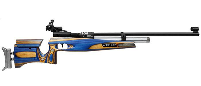 Anschutz 8001 Junior Air Rifle - Coloured Stock