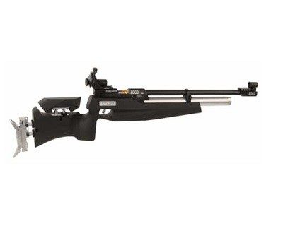 Anschutz 8002 S2 Air Rifle Black Stock