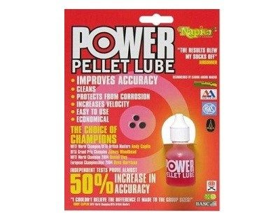 Napier Power Pellet Lube 10 ml