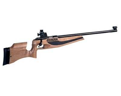 Anschutz 1907 Smallbore Rifle - 1914 Walnut Stock air rifles