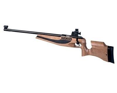 Anschutz 1907 Smallbore Rifle - 1914 Walnut Stock air rifles