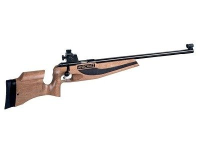 Anschutz 1907 Smallbore Rifle - Walnut Stock air rifles