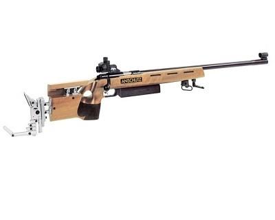 Anschutz 1913 Smallbore Super Match Rifle - Walnut Stock