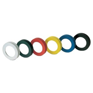 Coloured Rings