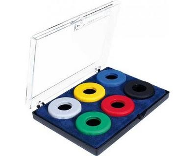 Gehmann 507 Coloured Ring set