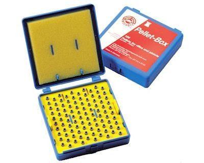 pellet box shaker sorter storage box