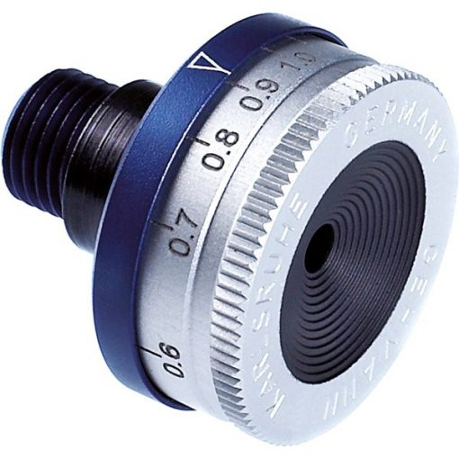 Gehmann 501MC Iris & push-fit coloured rings