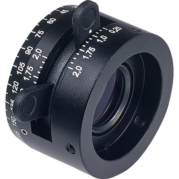 Gehmann 579 Cylindrical lens system, 0-2% Sphere