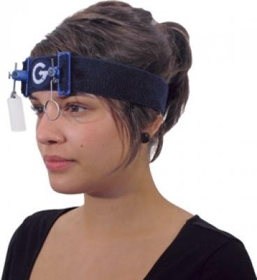 Gehmann 373 Headband, lens holder & eyeshield