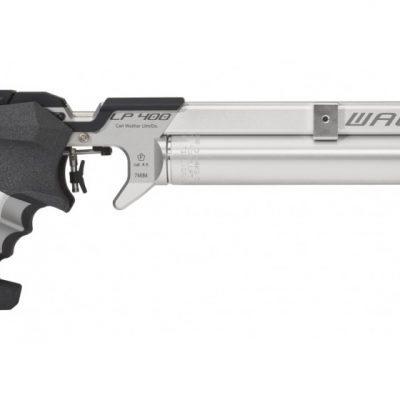 Walther LP400 Alu 5D Grip Air Pistol