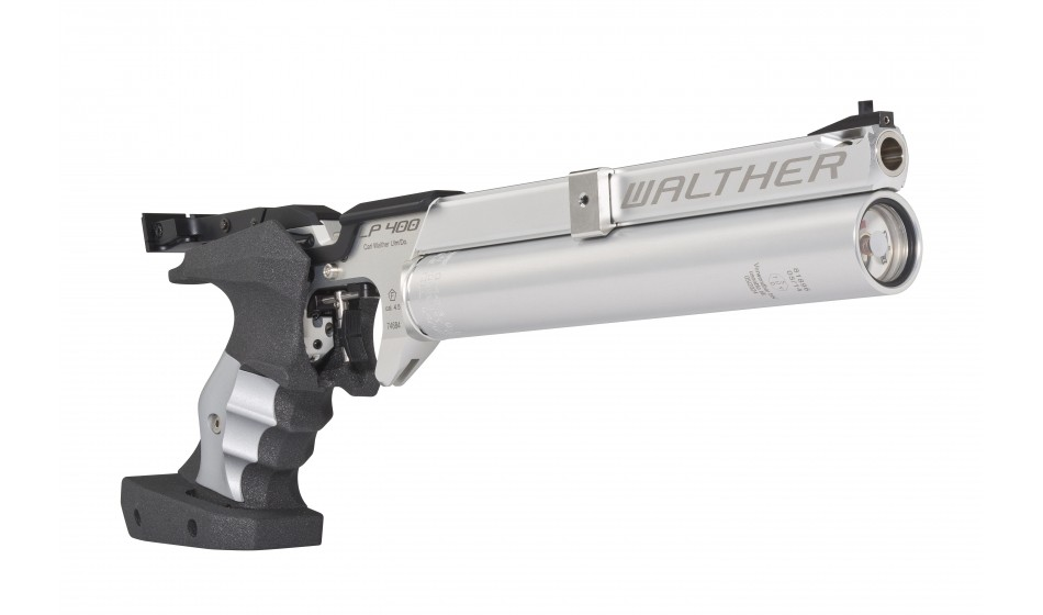 Walther LP400 Alu 5D Grip Air Pistol