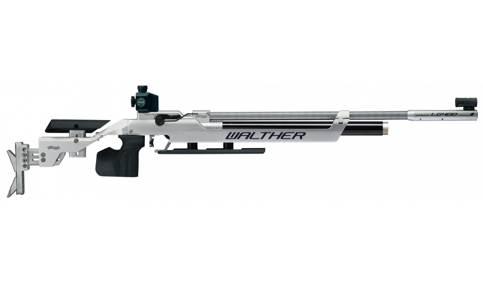 Walther LG400 Alutec Economy air rifles