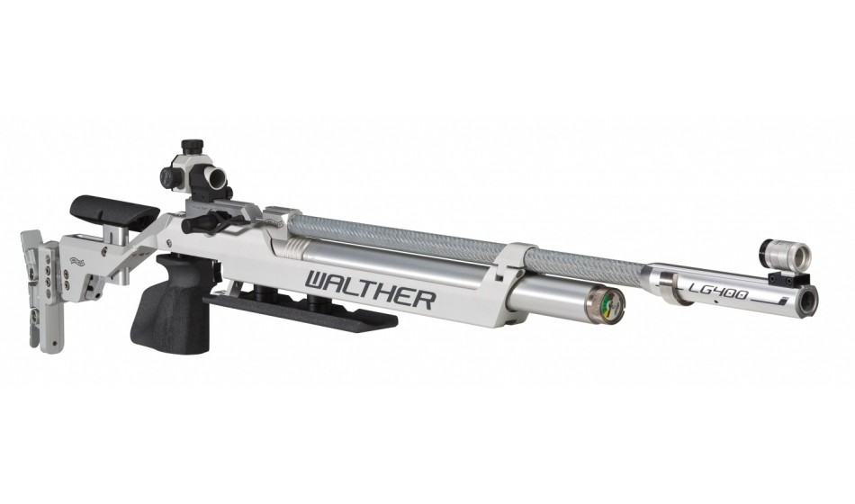 Walther LG400 Alutec Competition air rifles
