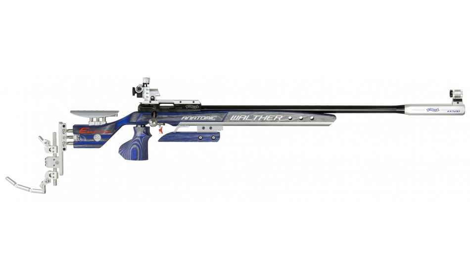 KK500 Anatomic air rifles