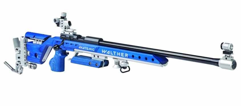 KK300 Anatomic air rifles